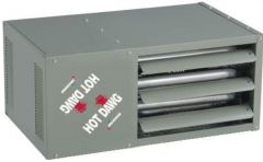 125K UNIT HEATER NG HOT DAWG POWER VENT PROP