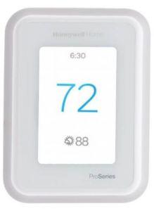 HW-THX321WFS2001W T10 Pro Smart Thermostat w/ RedLINK Room Sensor, 3H/2C Heat Pump, 2H/2C Conventional