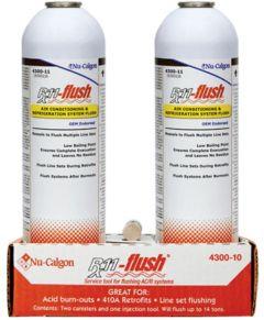NC-4300-10 RX11-FLUSH 2 + 1 DISP PAK