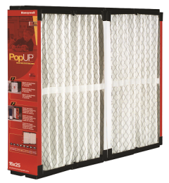POPUP AIR FILTER 16X25 IN