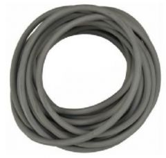 S1-02812499001 TUBING,RUBBER,.313OD,.18 8ID,FT,GREY(M10)