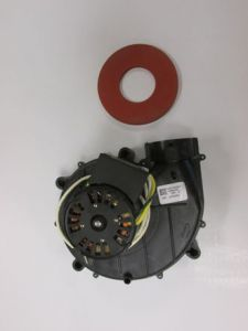 FAN,VENTER W/MTR & GASKET KIT