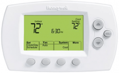 WI-FI FOCUSPRO 6000 THERMOSTAT (3H/2C, 7 DAY