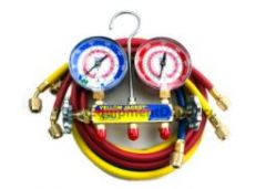 Series 41 Test & Charging Manifold - YJ-42004